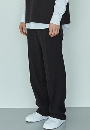 MMGL미니멀가먼츠랩 Long wide slacks (for f/w)
