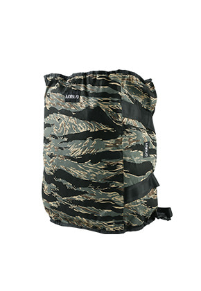 AJO BY AJO아조바이아조 Camo Duffle backpack [Khaki]
