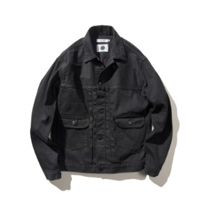 Rayshiso레이시소 12oz Type 253 Denim Jkt Black