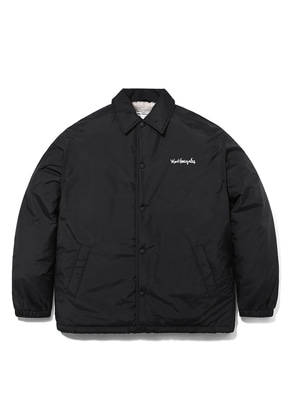 Markgonzales마크곤잘레스 M/G BOA COACH JACKET BLACK