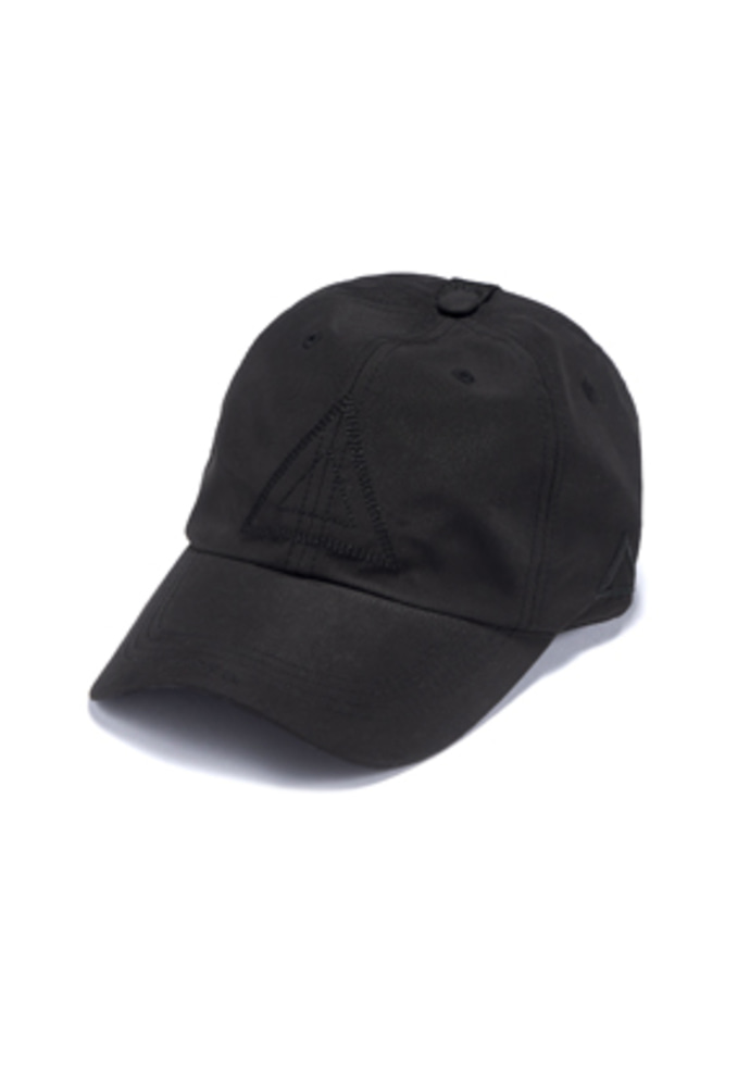Stigma스티그마 WASHED TECH BASEBALL CAP BLACK
