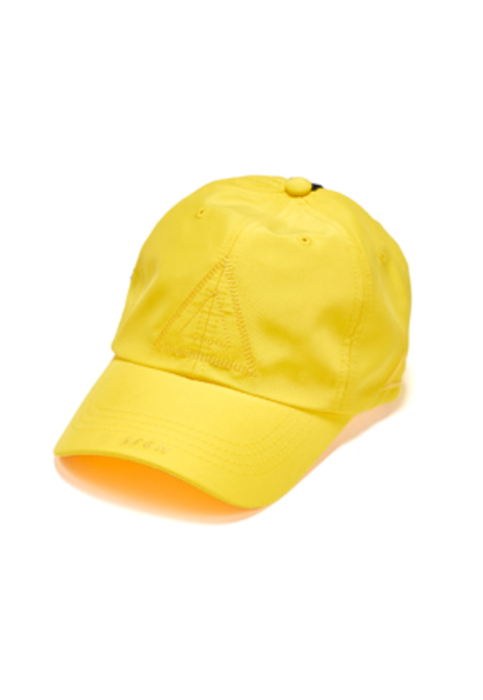 Stigma스티그마 WASHED TECH BASEBALL CAP YELLOW