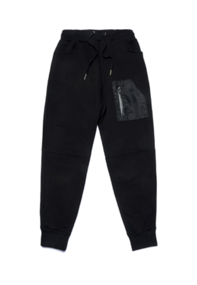 Stigma스티그마 STGM TECH HEAVY SWEAT JOGGER PANTS BLACK