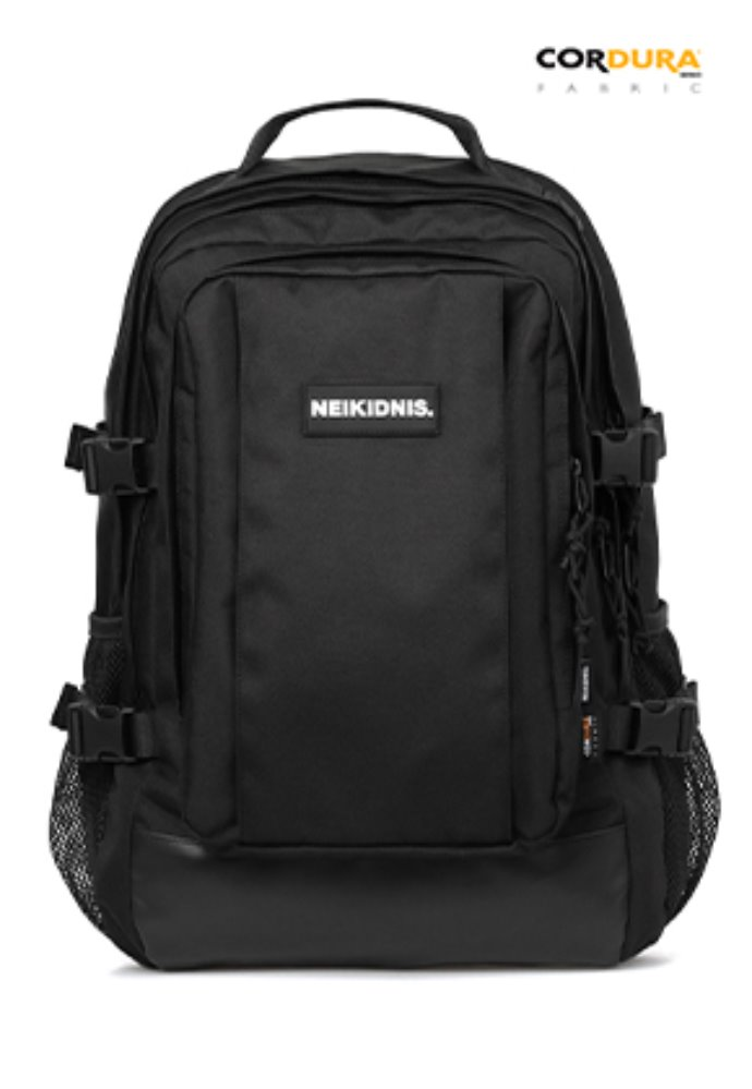 NEIKIDNIS네이키드니스 SUPERIOR BACKPACK / BLACK
