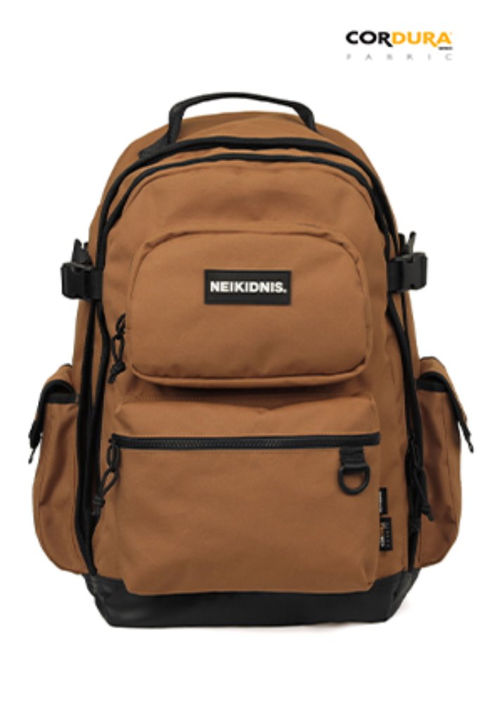 NEIKIDNIS네이키드니스 LAYER BACKPACK / CAMEL