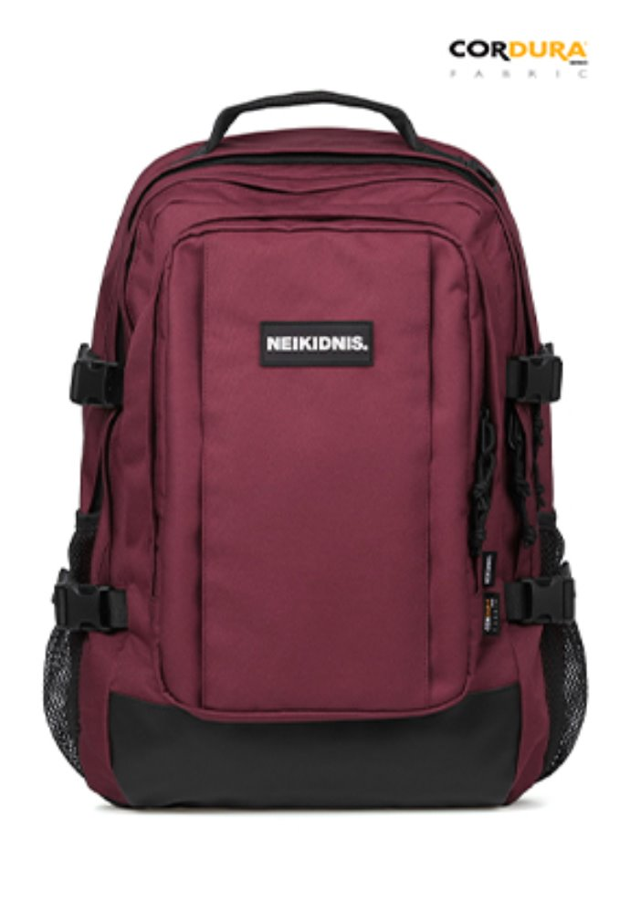 NEIKIDNIS네이키드니스 SUPERIOR BACKPACK / BURGUNDY