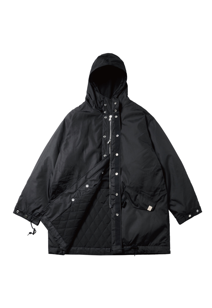 Ramolin라모랭 RML M-51 Field Jacket(Lampo riri Cobrax) Black
