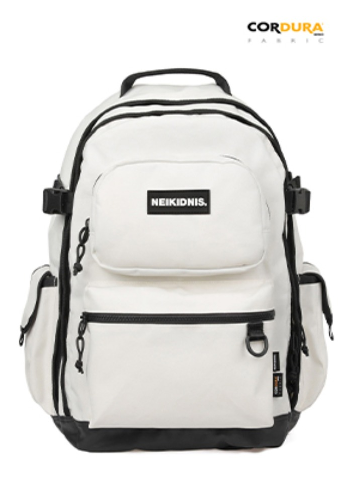 NEIKIDNIS네이키드니스 LAYER BACKPACK / IVORY