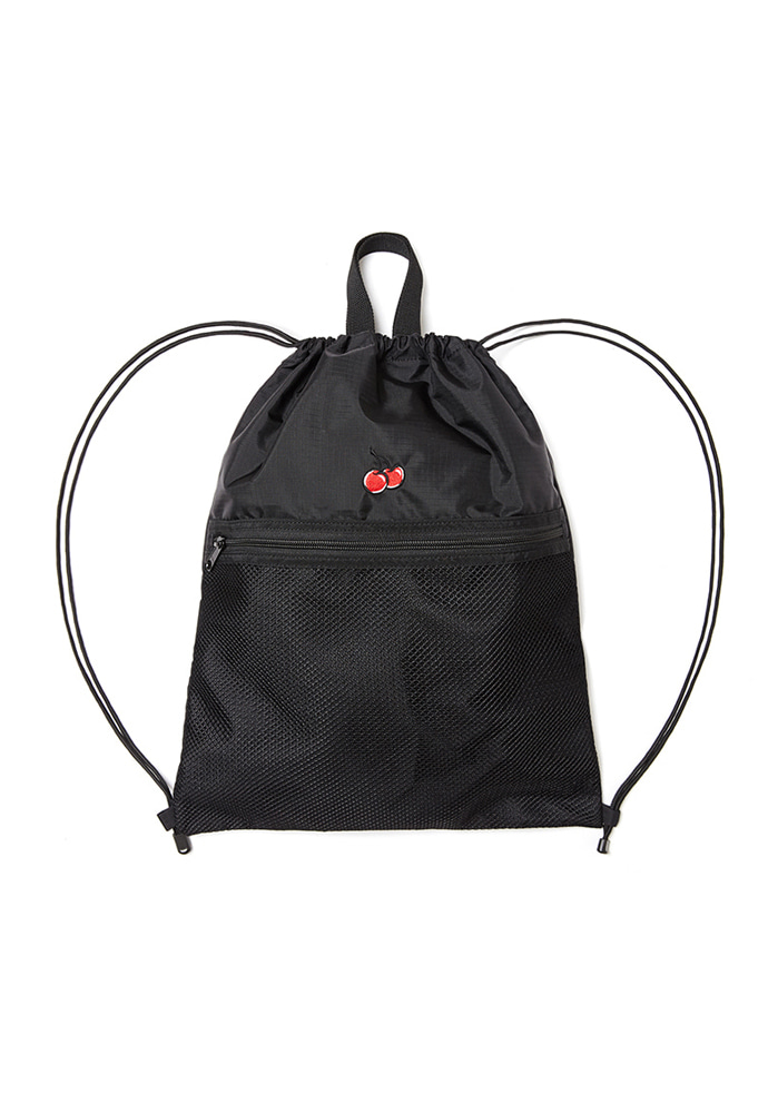 KIRSH키르시 KIRSH POCKET CHERRY SHOES BAG JS [BLACK]