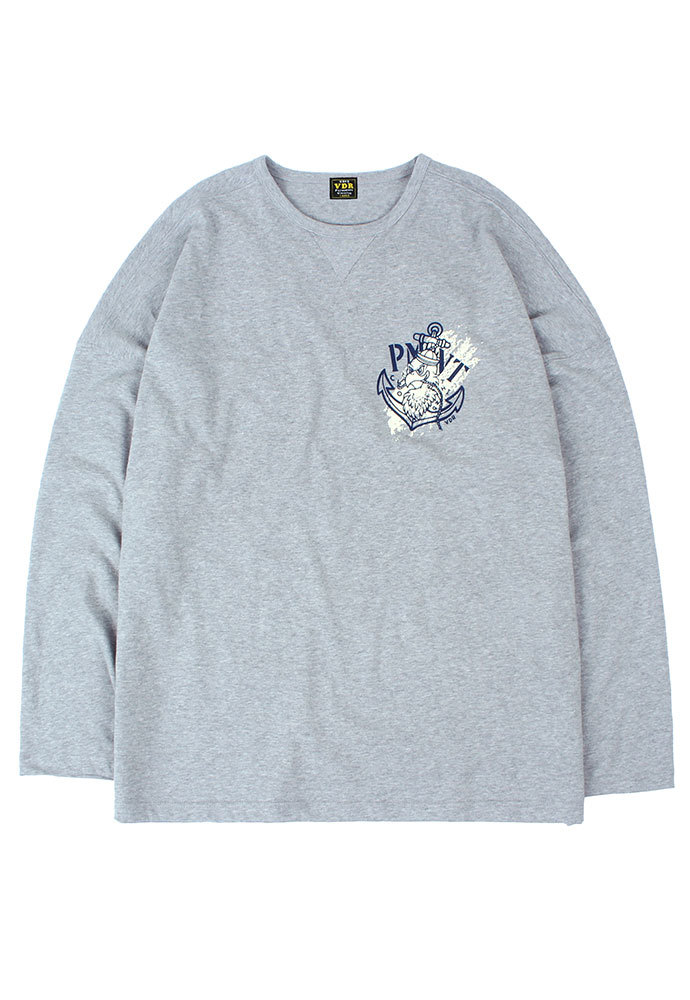 VDR비디알 ANCHOR LONG SLEEVE