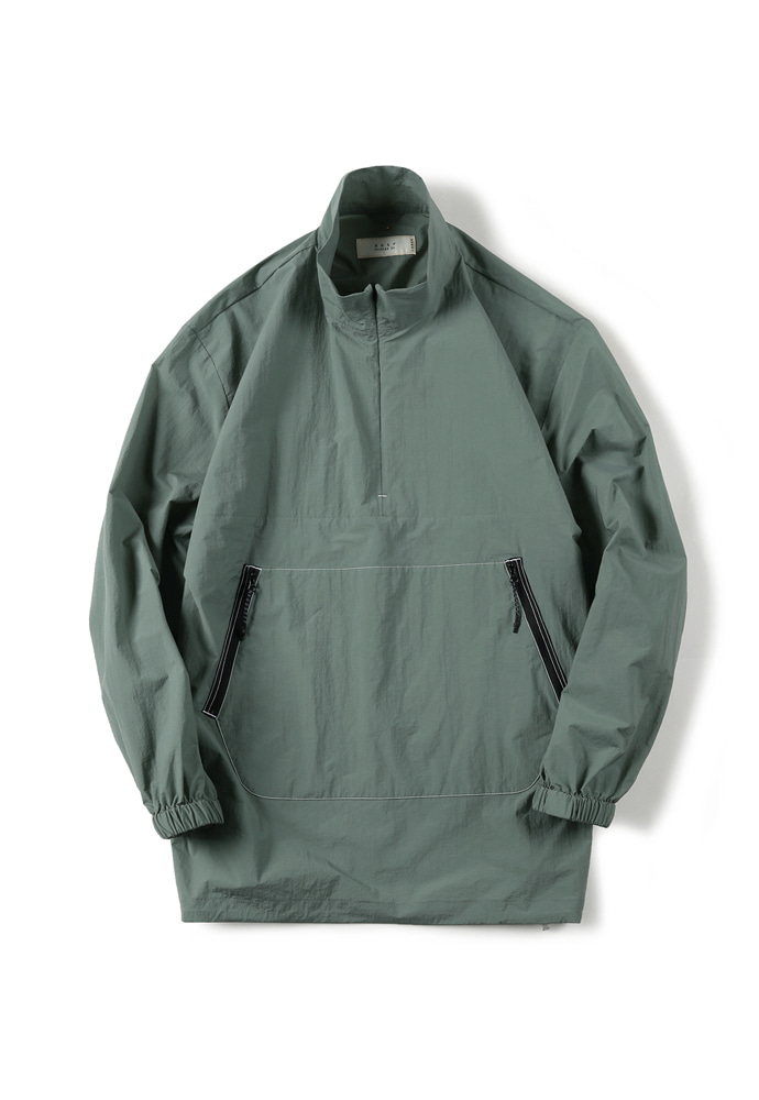 Shirter셔터 ZIP-UP ANORAK SHIRT MINT