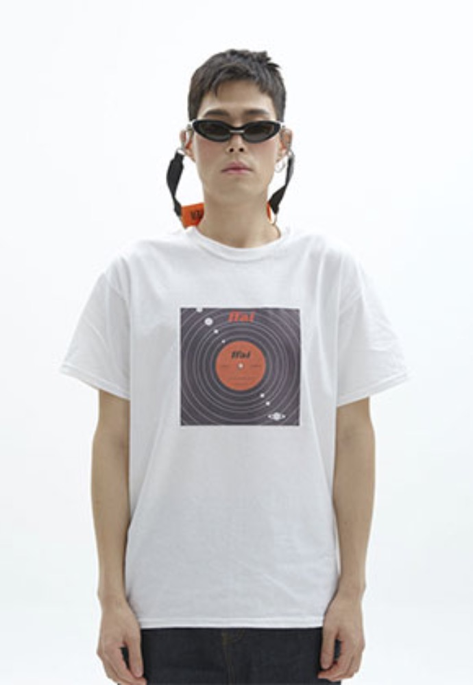 FFAI파이 ffai SPACE GRAPHIC T-SHIRT_WHITE