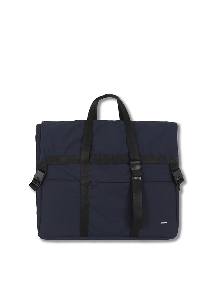 WORTHWHILE MOVEMENT월스와일 무브먼트 T24 TOTE BAG(NAVY)