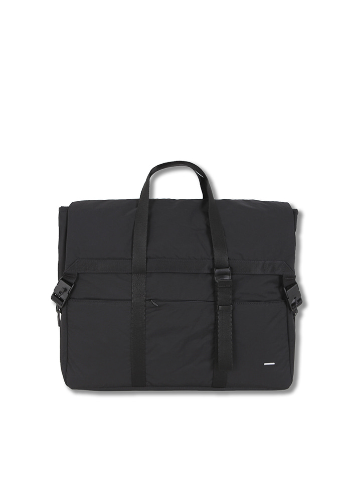 WORTHWHILE MOVEMENT월스와일 무브먼트 T24 TOTE BAG(BLACK)