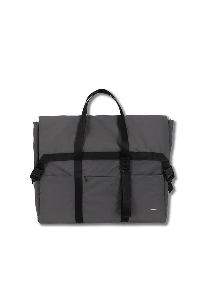 Worthwhile Movement월스와일 무브먼트 T24 TOTE BAG(GRAY)