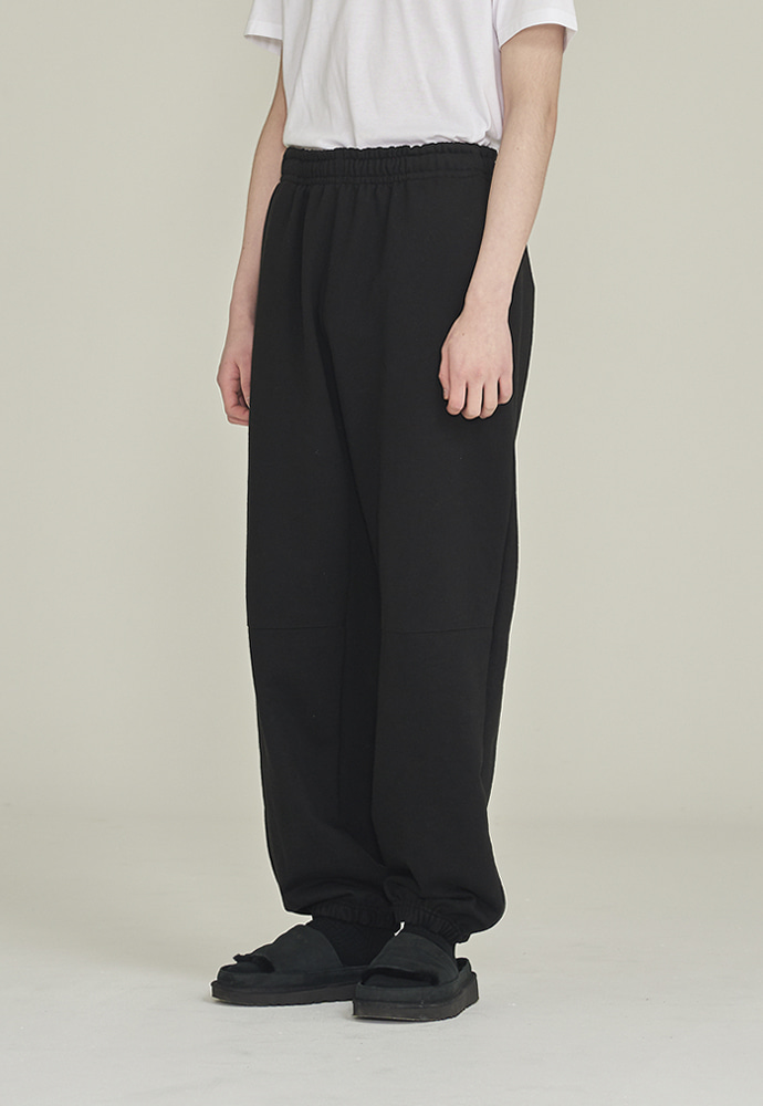 LLUD러드 LLUD sweat pants black