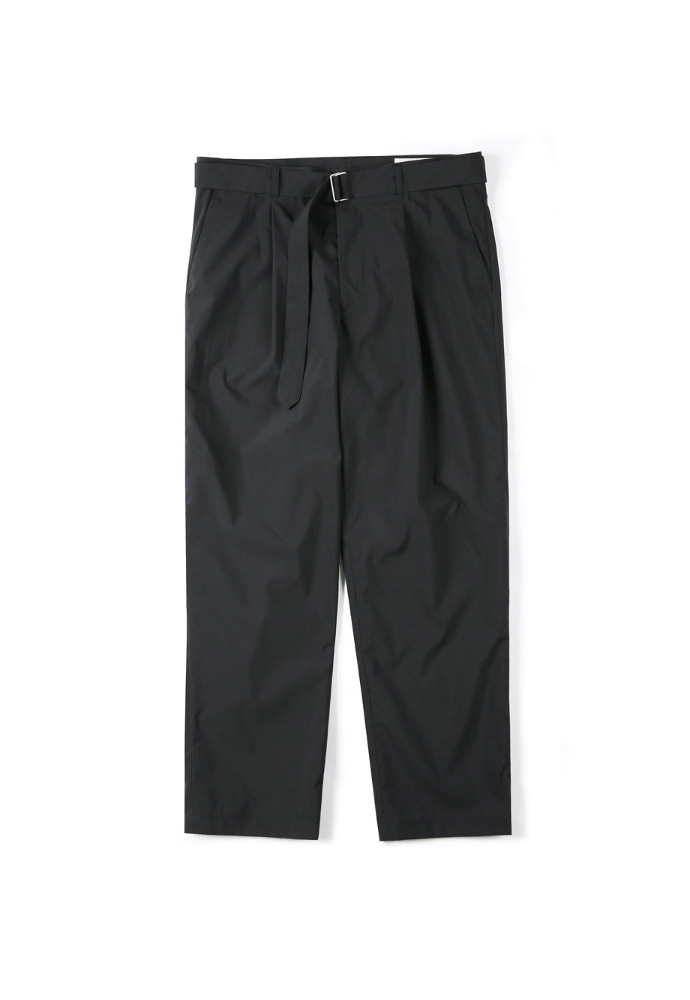 Shirter셔터 ECO DRY LIGHT PANTS BLACK