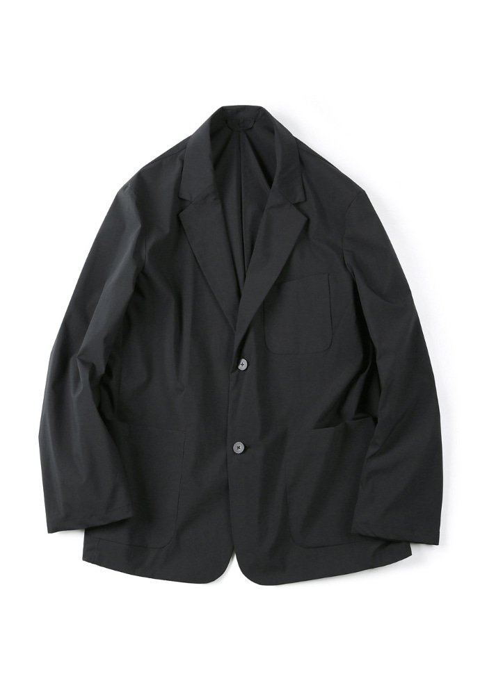 Shirter셔터 ECO DRY LIGHT JACKET BLACK