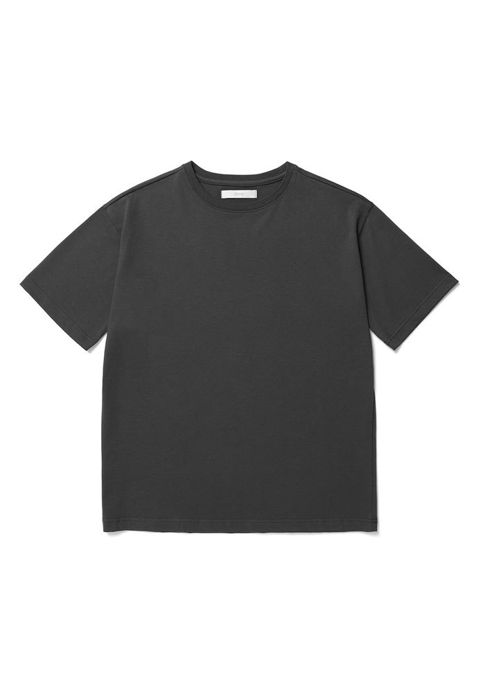 ENOU에노우 RELAXED TSHIRT[GREY]