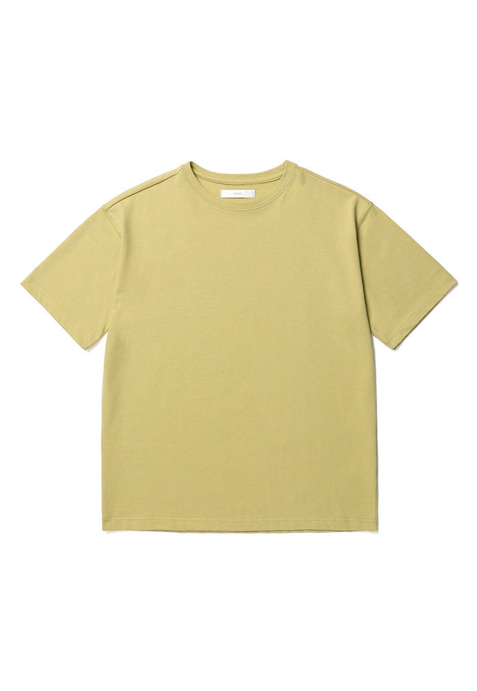 ENOU에노우 RELAXED TSHIRT[AVOCADO]