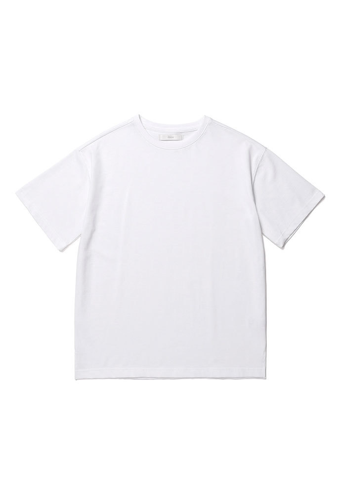 ENOU에노우 OVERSIZED TSHIRT[WHITE]