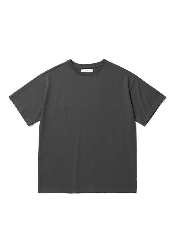 ENOU에노우 OVERSIZED TSHIRT[GREY]