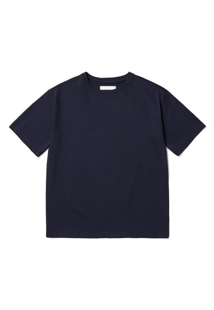 ENOU에노우 RELAXED TSHIRT[NAVY]
