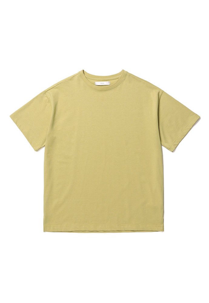 ENOU에노우 OVERSIZED TSHIRT[AVOCADO]