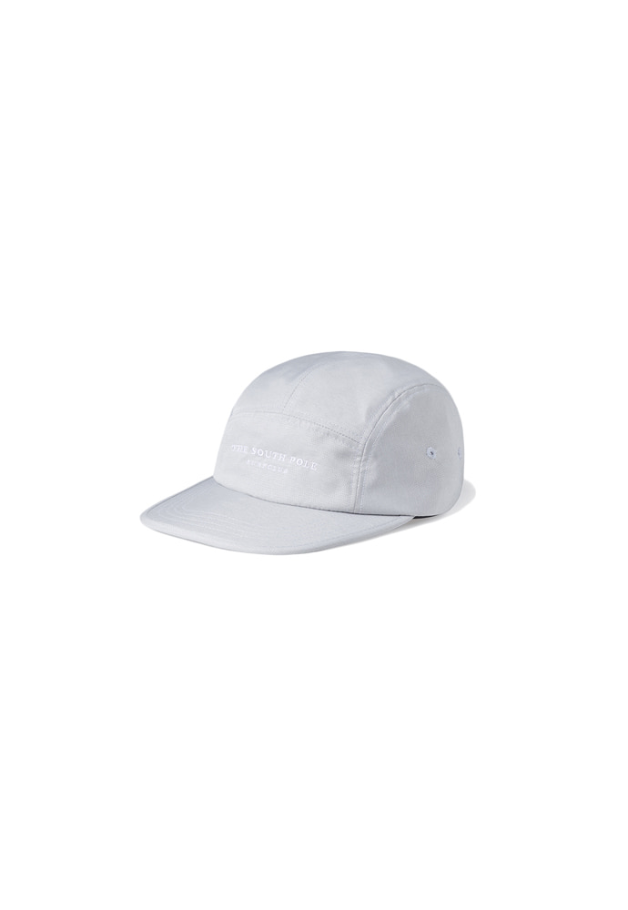 Ramolin라모랭 TSP Surf Club Camp Cap Silver
