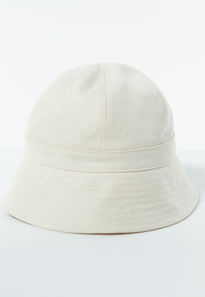 Haleine알렌느 CREAM denim bucket hat(LA021)