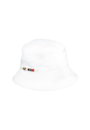 JOEGUSH조거쉬 V.C. Bucket Hat (Wht)