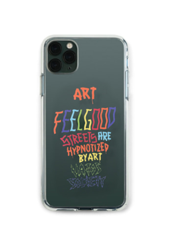 Stigma스티그마 PHONE CASE ART CLEAR iPHONE 11 / 11 Pro / 11 Pro Max