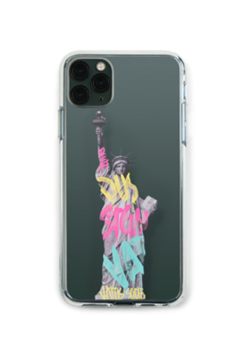 Stigma스티그마 PHONE CASE LIBERTY CLEAR iPHONE 11 / 11 Pro / 11 Pro Max