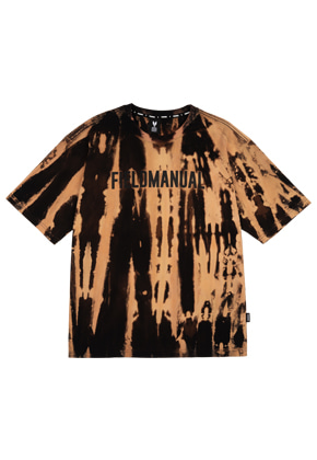 Field Manual필드메뉴얼 BLEACH LOGO TEE black
