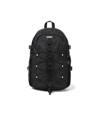 KIRSH키르시 [당일발송] KIRSH POCKET STRING BACKPACK JS [BLACK]
