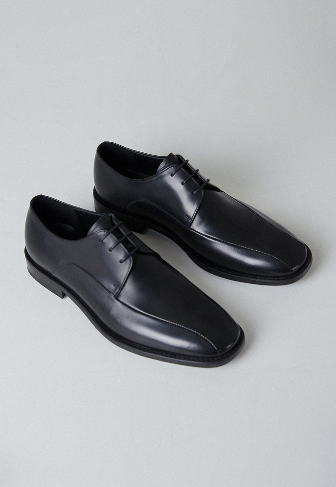 ADDOFF애드오프 ADDOFF x BANANAFIT Collab.04 Stitch Derby Shoes