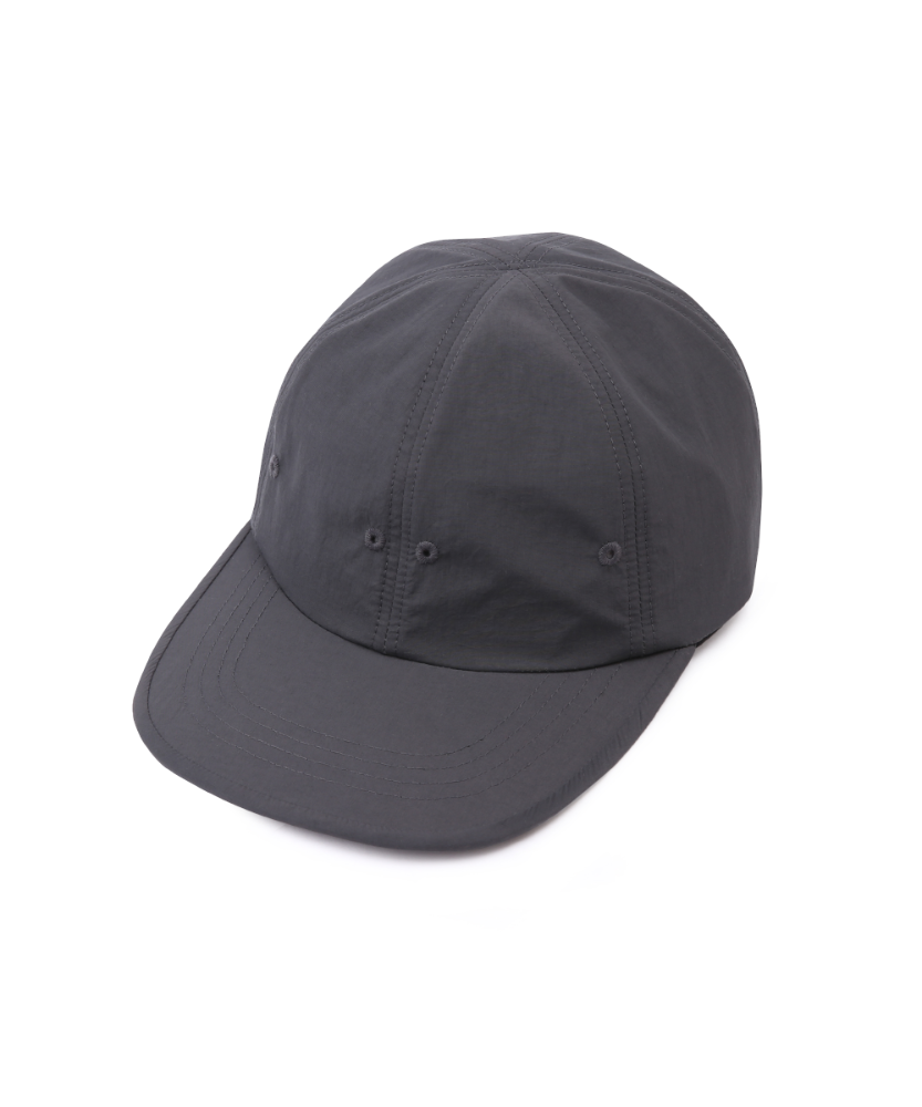 Shirter셔터 LONG VISOR 6PANEL CAP DARK GREY