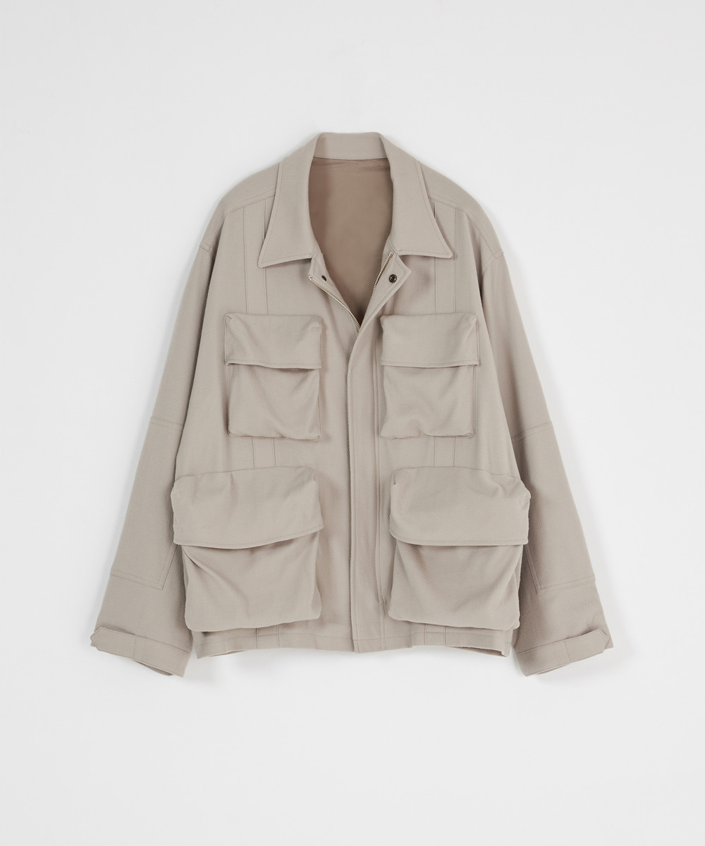 YOUTH유스랩 M70 Field Jacket Beige