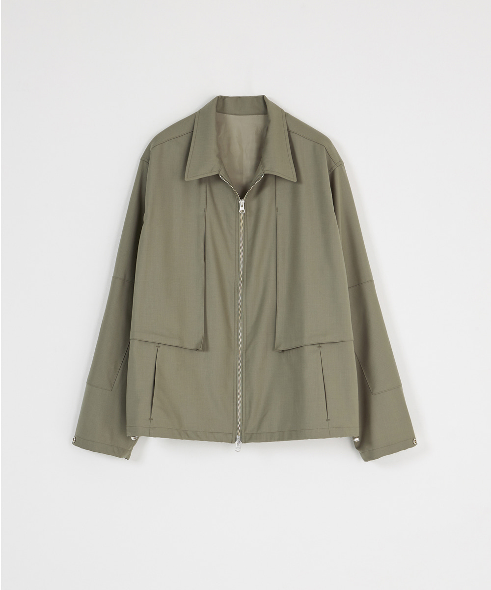 YOUTH유스랩 Drizzler Jacket Light Olive