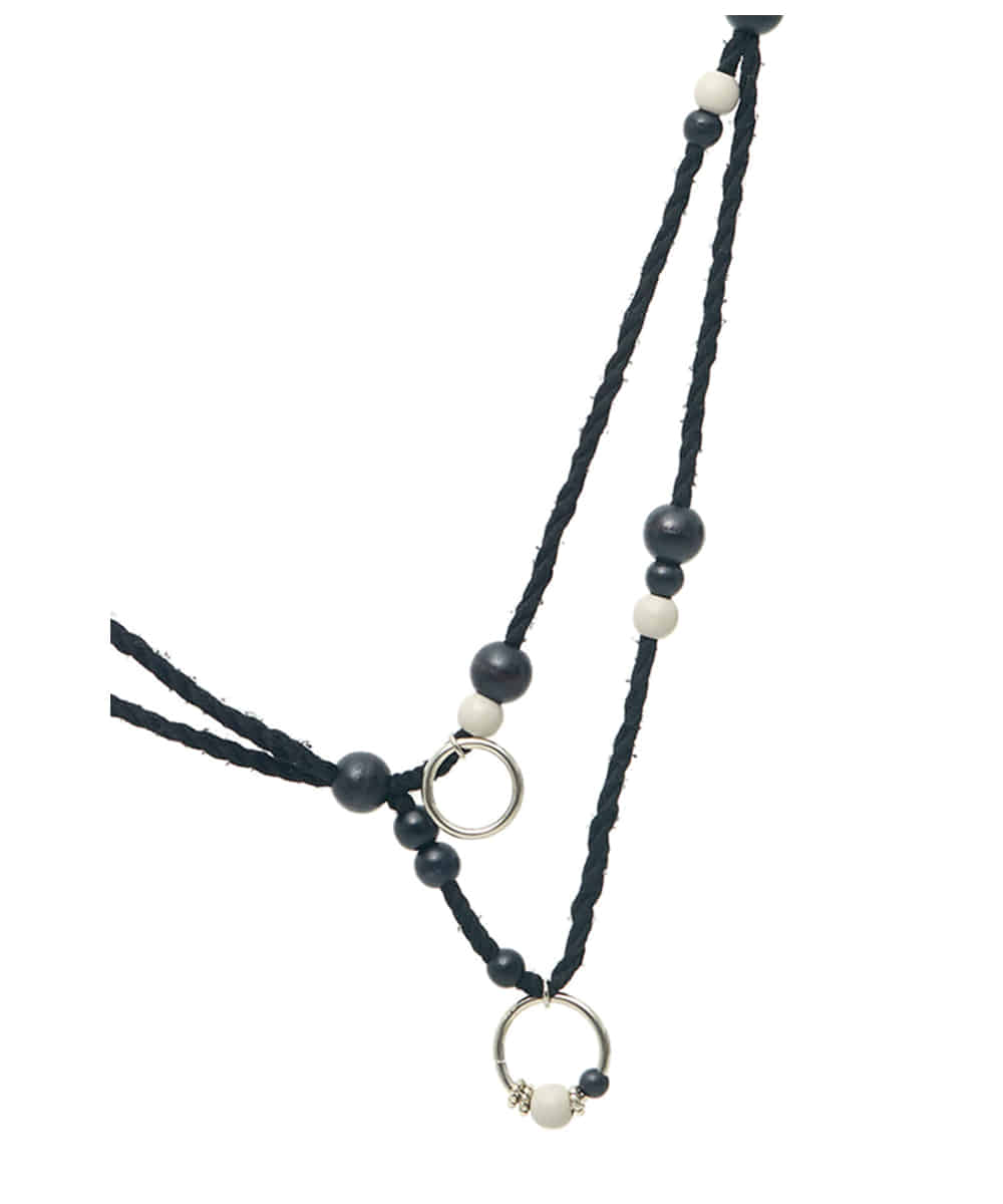 JOEGUSH조거쉬 BB Monk Chain (Black)