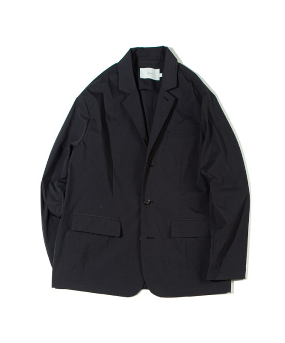OURSELVES아워셀브스 RECYCLED POLY SLUMBER JACKET (black)