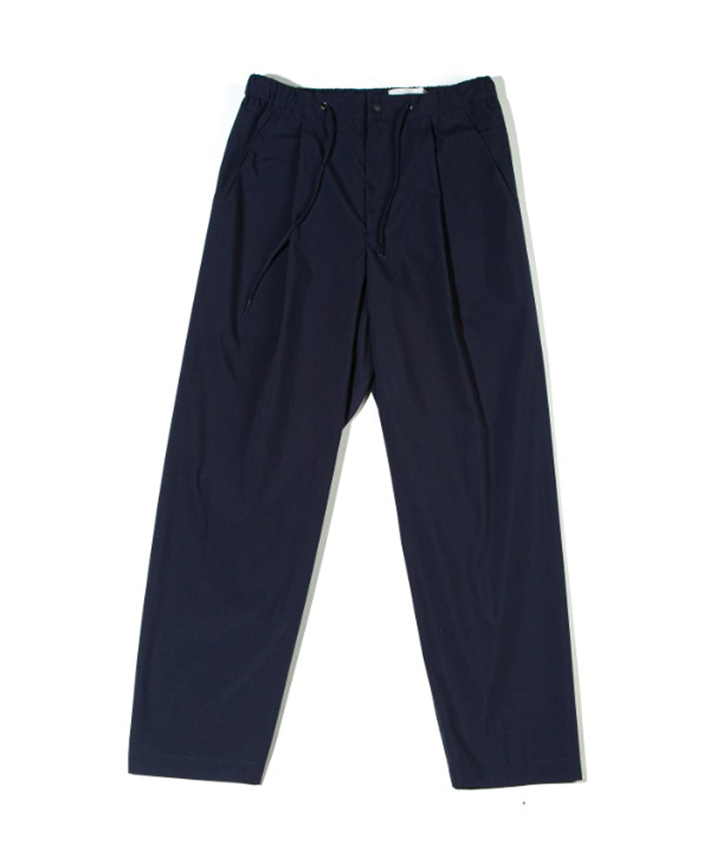 OURSELVES아워셀브스 RECYCLED POLY SLUMBER PANTS (deep navy)