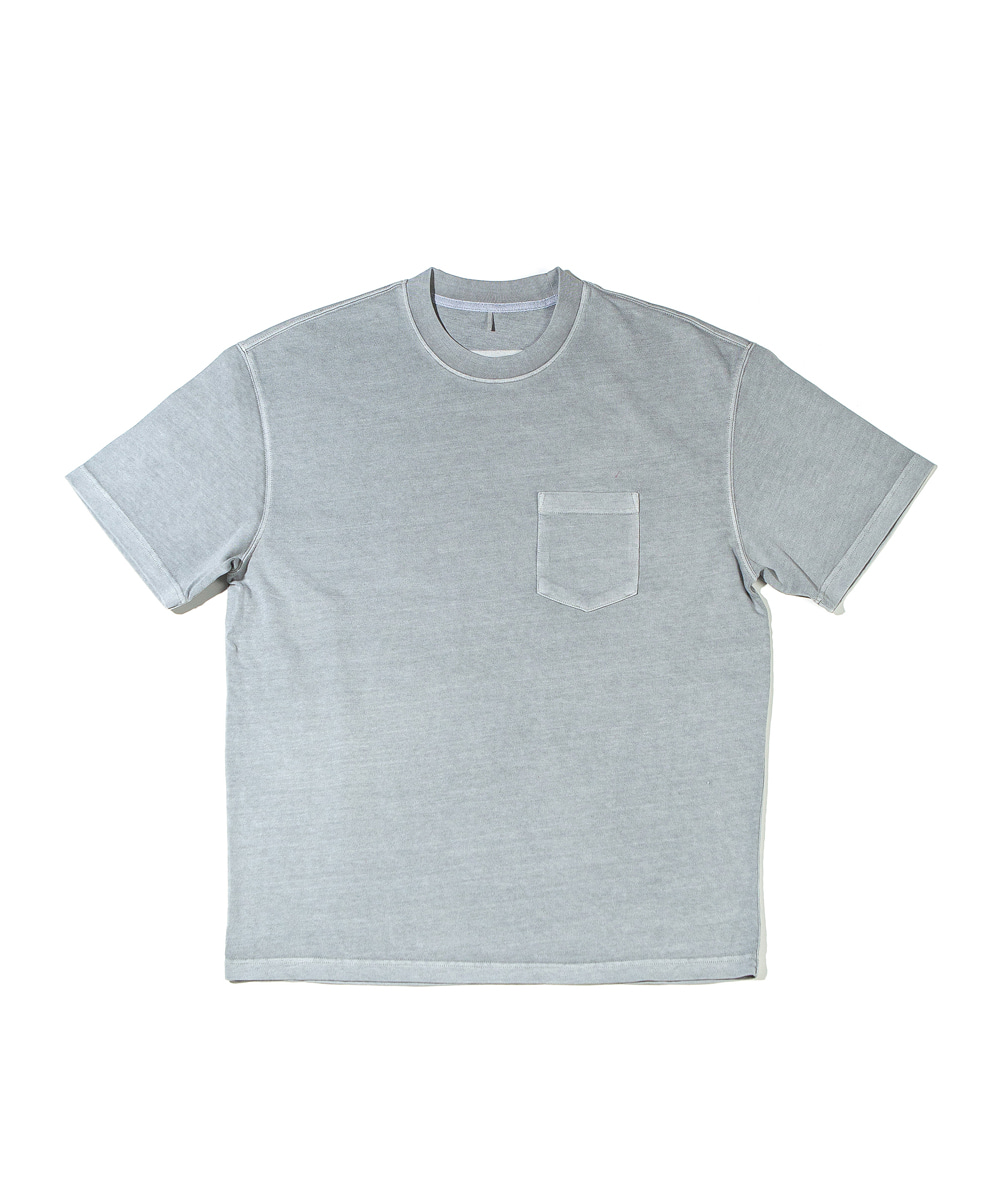 OURSELVES아워셀브스 NONCARE T-SHIRTS (dusty mint)